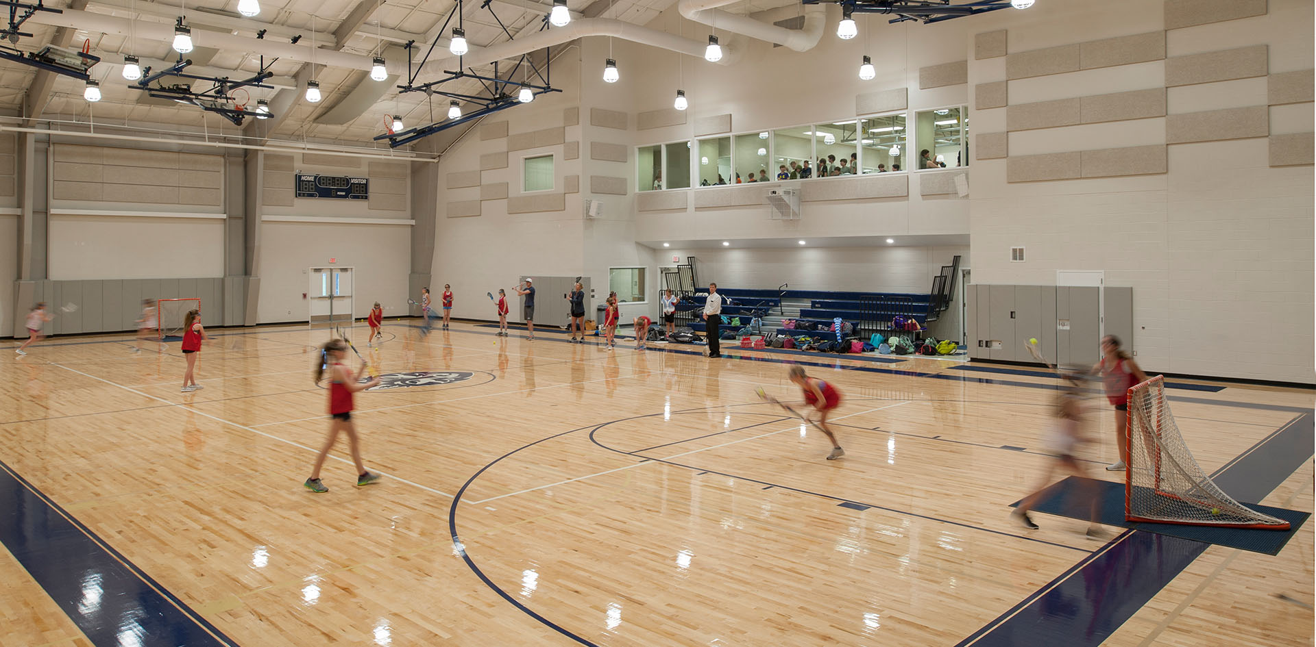 Crum Athletic Center